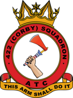 422 (Corby) Squadron Royal Air Force Air Cadets