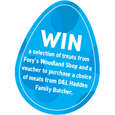 Play today to be in with a chance to WIN a great prize this Easter!