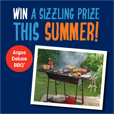 WIN a brand new BBQ and a £50 food voucher!